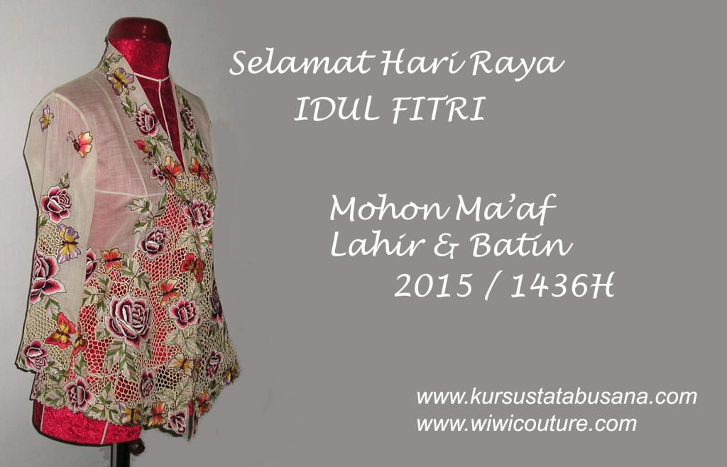 Selamat Idul Fitri 1436H
